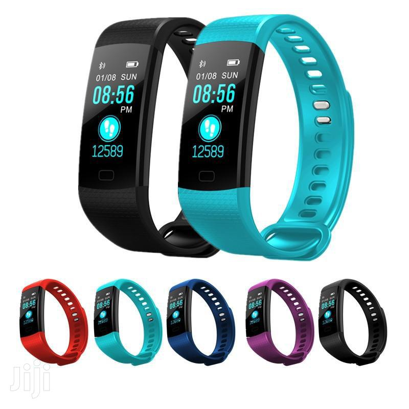 Y5 Smart Bracelet   Smart Watches & Trackers for sale in Ikeja, Lagos State, Nigeria