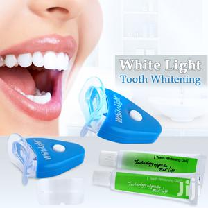 White Light Tooth Whitening System, Blue | Tools & Accessories for sale in Lagos State, Ikeja