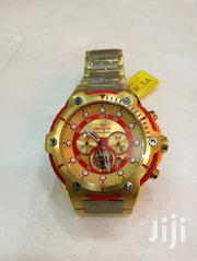 Invicta Designer Chronograph Wristwatch for Real Men   Watches for sale in Lagos State, Lagos Island