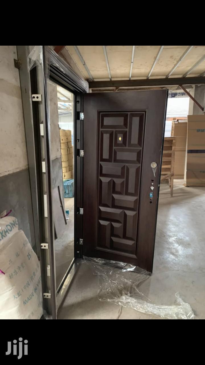 German Steel Door