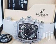 Hublot Transperent Wrist Watch | Watches for sale in Lagos State, Surulere