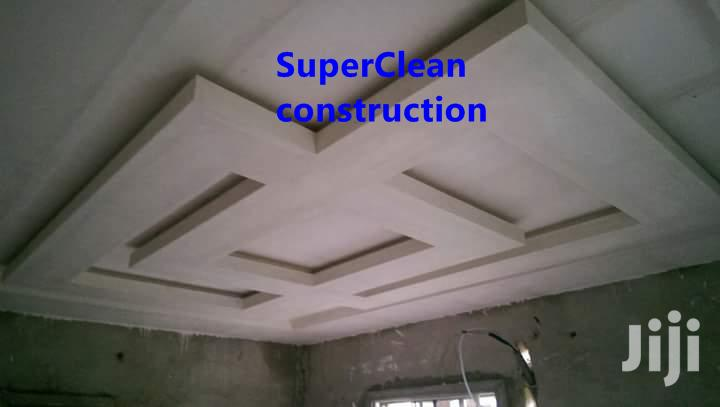 POP Ceilings And Wall Decor
