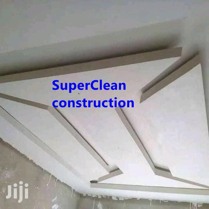 POP Ceilings And Wall Decor   Building & Trades Services for sale in Karu, Abuja (FCT) State, Nigeria
