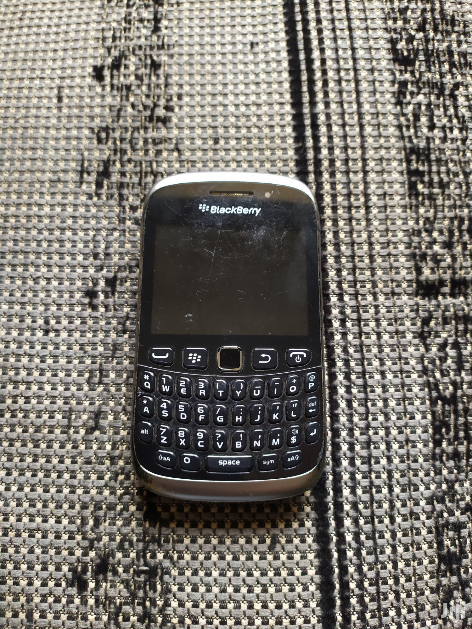 BlackBerry Curve 9320 Black | Mobile Phones for sale in Ojodu, Lagos State, Nigeria