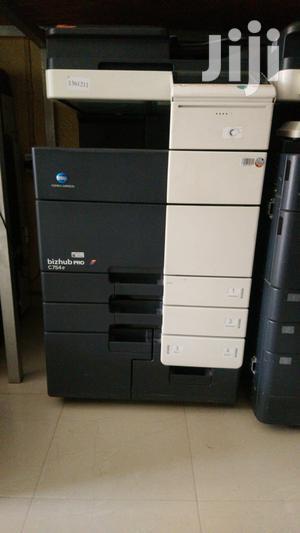 Konica Minolta Bizhubc754e PRESS | Printers & Scanners for sale in Lagos State, Amuwo-Odofin