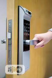 Finger Print Keypad Lock   Computer & IT Services for sale in Delta State, Sapele