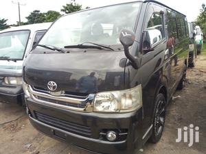 Toyota HiAce 2010 Black | Buses & Microbuses for sale in Lagos State, Apapa