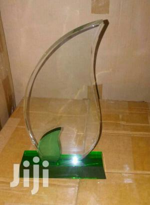 Crystal Award Glass Award   Arts & Crafts for sale in Lagos State, Agege