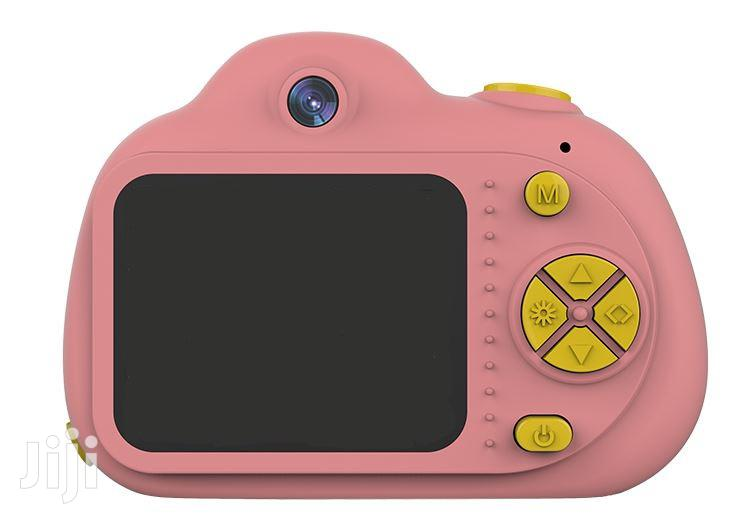 Archive: Kids Action Camera With Selfie Function(Blue/Pink)+16GB Memory