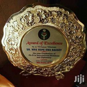 Plate Award | Arts & Crafts for sale in Lagos State, Surulere