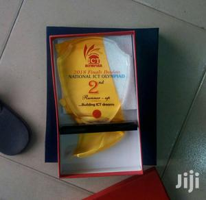 Acrylic Award With Printing | Arts & Crafts for sale in Lagos State, Yaba