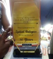 New Acrylic Award With Printing   Arts & Crafts for sale in Lagos State, Yaba