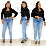 Turkey Classic Denim Trouser and Body Hug | Clothing for sale in Lagos State, Agege