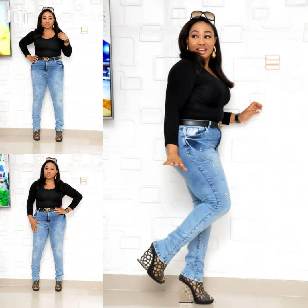 Turkey Classic Denim Trouser and Body Hug   Clothing for sale in Agege, Lagos State, Nigeria