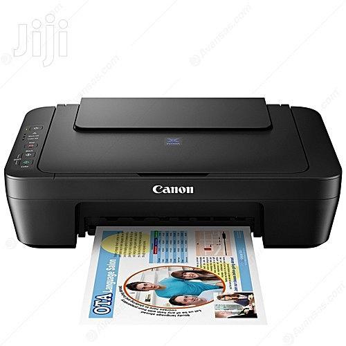 Canon Pixma E414 Printer | Printers & Scanners for sale in Wuse 2, Abuja (FCT) State, Nigeria