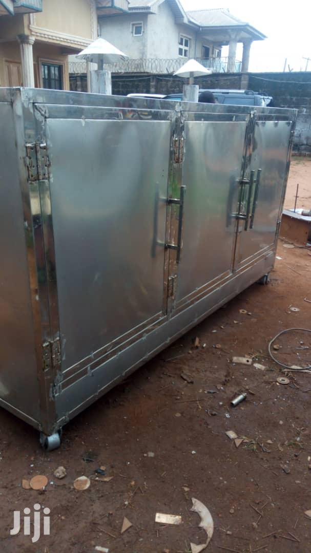 Fish Smoking Kiln Full Stainless | Farm Machinery & Equipment for sale in Agege, Lagos State, Nigeria