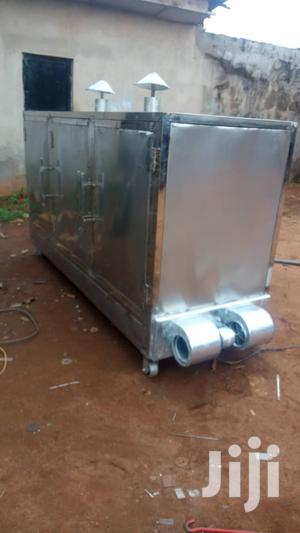 Fish Smoking Kiln Full Stainless | Farm Machinery & Equipment for sale in Lagos State, Agege