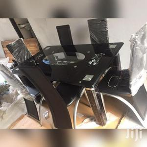 Glass Top Dining Table   Furniture for sale in Lagos State, Surulere