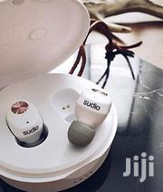 Sudio - Bluetooth Wireless In-Ear Headphones - White | Headphones for sale in Lagos State, Ikeja