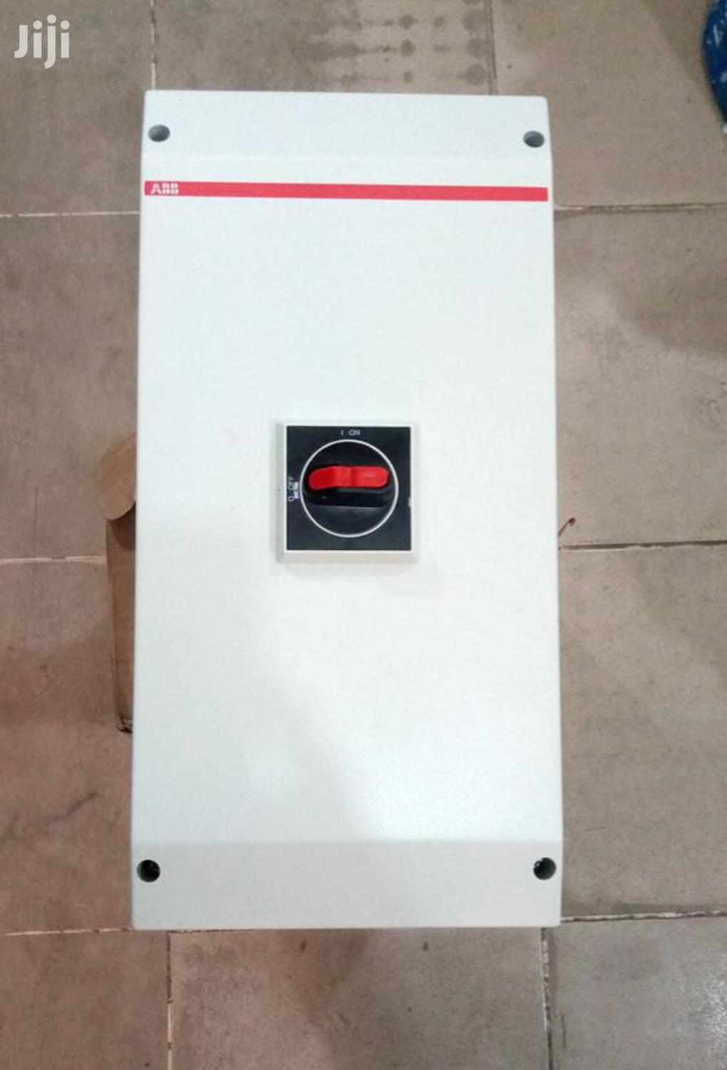 Archive: 100amps 3phase Isolator Switch Abb