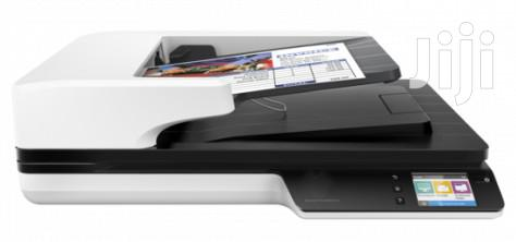 HP Scanjet Pro 4500 Fn1 SCANNER | Printers & Scanners for sale in Wuse 2, Abuja (FCT) State, Nigeria