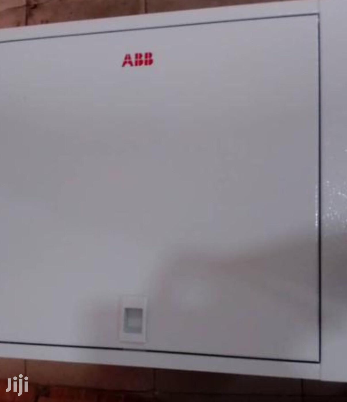 Abb 3phase D12 Distribution Board