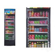 Polystar Showcase Fridge Double Door With 5 Steps | Store Equipment for sale in Lagos State, Ikeja