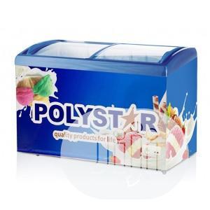 Polystar Showcase Freezer