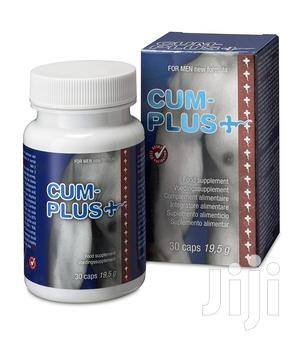 Cum Plus 30 Tabs | Sexual Wellness for sale in Lagos State, Surulere