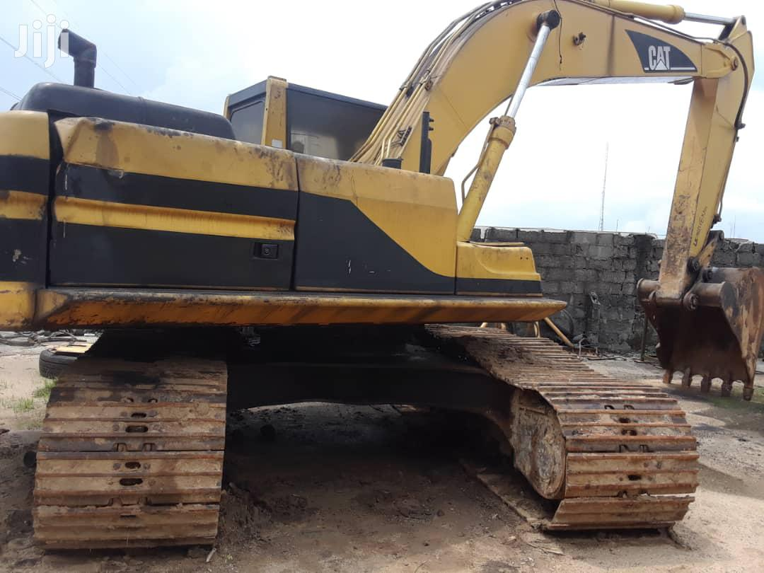 325BL Excavator   Heavy Equipment for sale in Port-Harcourt, Rivers State, Nigeria