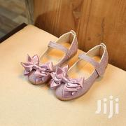 Violet Glitter Bow Mary Jane   Children's Shoes for sale in Lagos State, Surulere