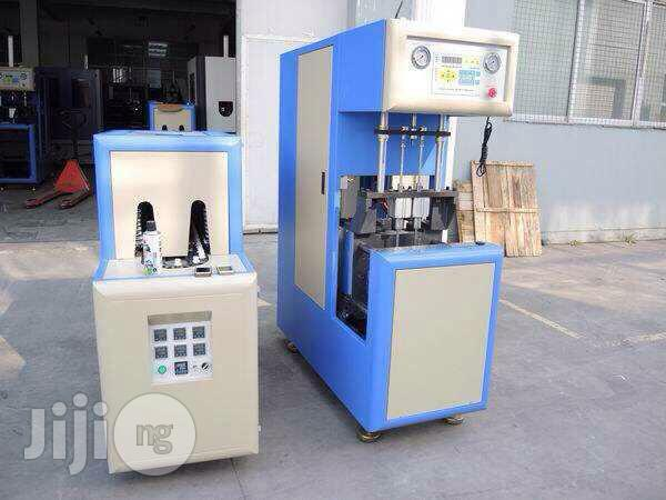 Bottle Blowing Machine PET Blower | Manufacturing Equipment for sale in Amuwo-Odofin, Lagos State, Nigeria