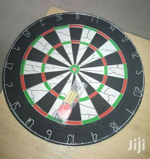Good Quality Dart Board With Arrow   Sports Equipment for sale in Lagos State, Surulere