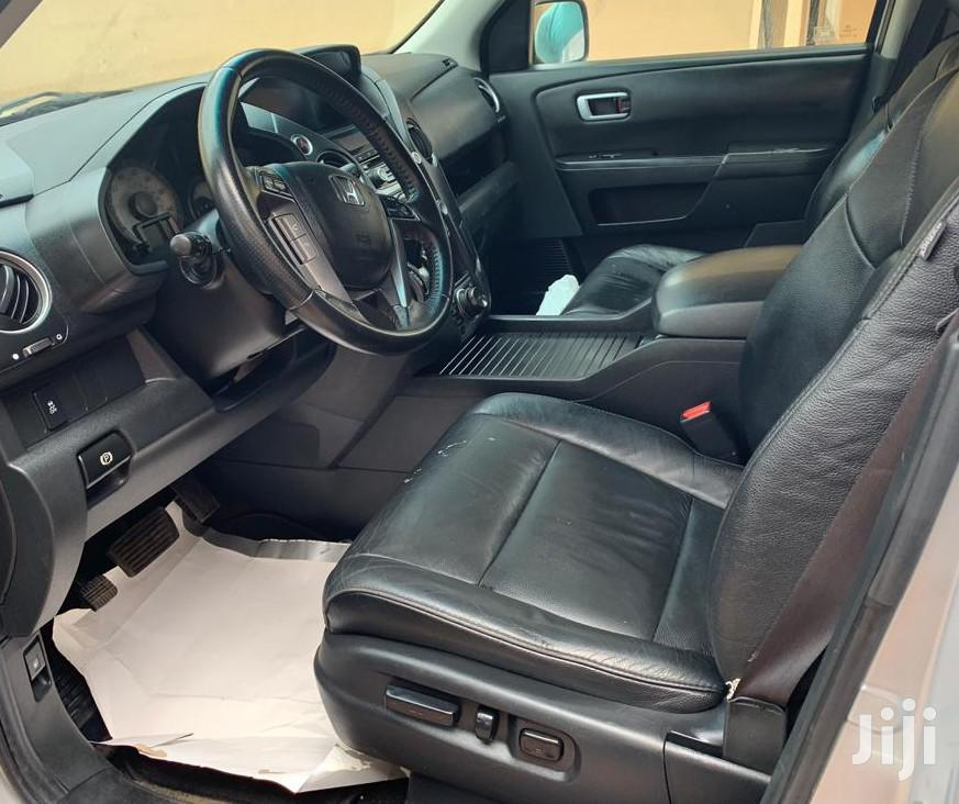 Honda Pilot 2012 Silver   Cars for sale in Ibadan, Oyo State, Nigeria