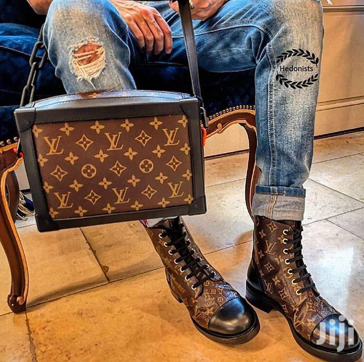Louis Vuitton Shoe and Bag Now in Store