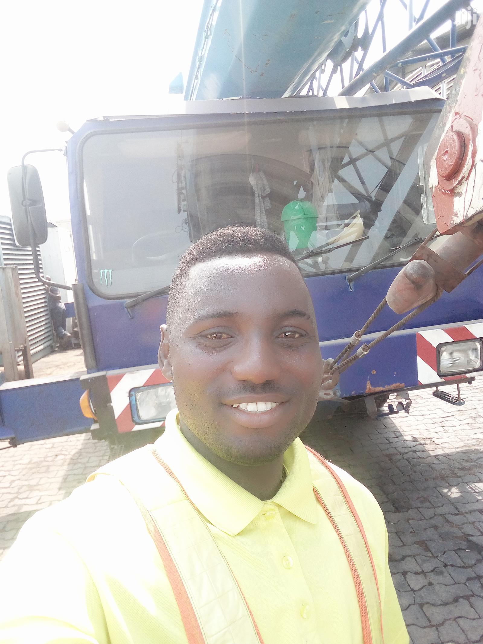 Crane Operator | Mining Industry CVs for sale in Irele, Ondo State, Nigeria