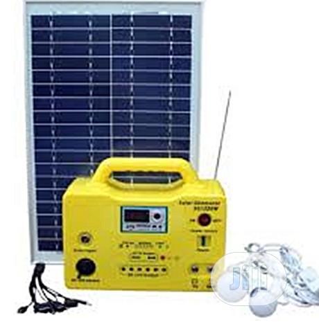 Novel Solar - Solar Generator