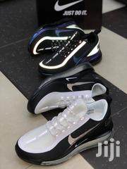 ..Nike Airmax 720 Blaze In D Dark Now Avail In White & Black   Shoes for sale in Lagos State, Lagos Island