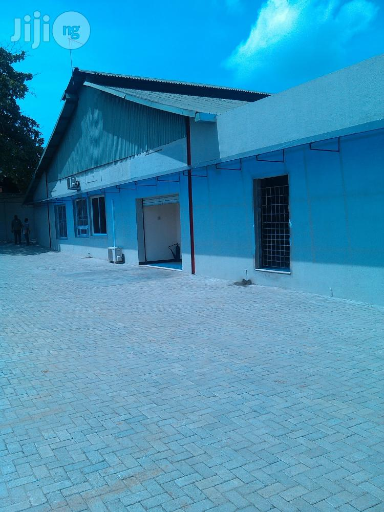 Prime Land Of 10000 Sqm Land With Structures At Billings Way, Oregun