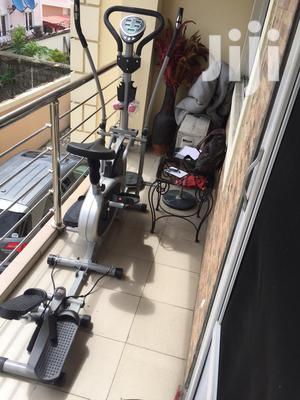 Orbitrac Bike With Stepper and Twister.   Sports Equipment for sale in Lagos State, Surulere