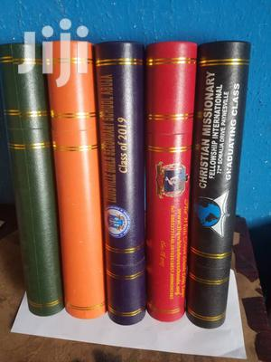 Certificate Scrolls | Child Care & Education Services for sale in Lagos State, Surulere