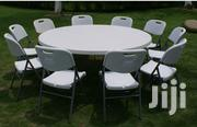 Restaurant Plastic Chairs and Table   Furniture for sale in Lagos State, Ojo