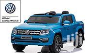 Volkswagen Amarok Jeep Licensed 12v Battery Kids Ride on Car - COLURS | Toys for sale in Lagos State, Lekki Phase 2