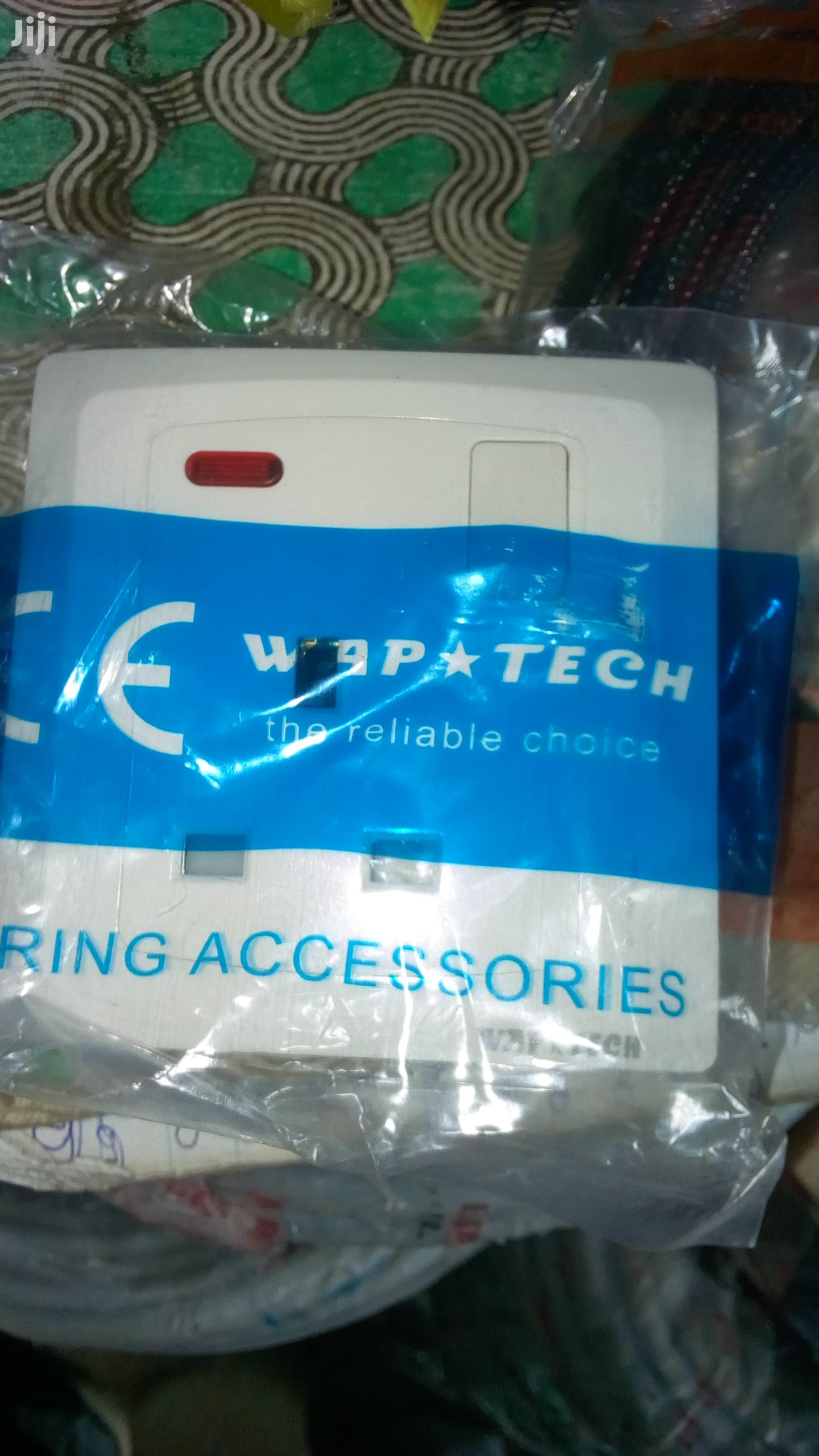 Cables, Sockets And Switches: Supply & Installation | Electrical Equipment for sale in Ajah, Lagos State, Nigeria
