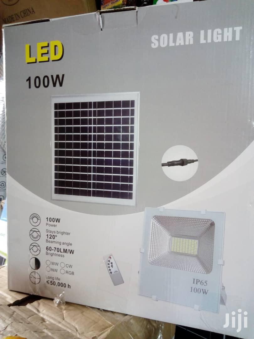 100w Led Solar Flood Light
