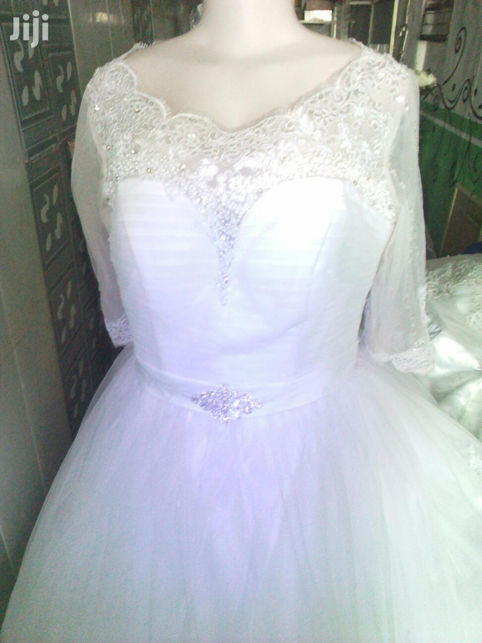 Archive: Wedding Gown(Ball Gown)