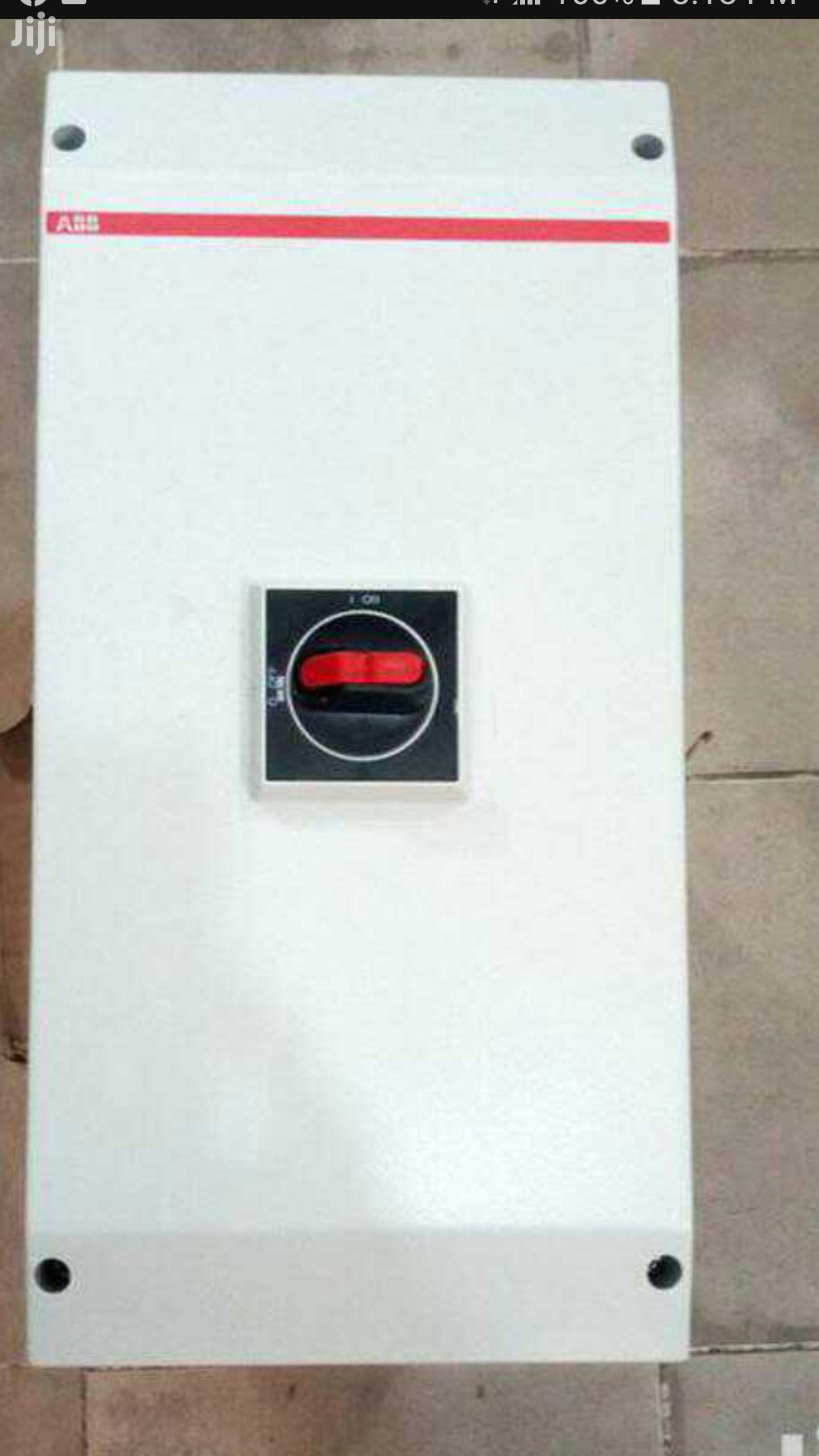 100amps 3phase Isolator Switch Abb