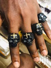 Main Original Non Tarnished Skull Head Rings Available | Jewelry for sale in Lagos State, Lagos Island