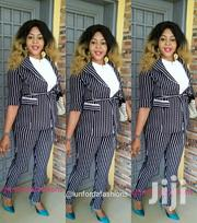 Ladies Stripe Suits | Clothing for sale in Abuja (FCT) State, Gwarinpa