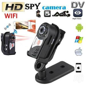 HD Mini Q7 Wifi Battery Powered IP Camera Video Recorder Night Vision | Security & Surveillance for sale in Lagos State, Ikeja